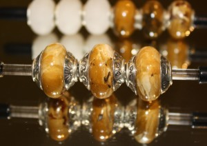 Exclusive Petrified Wood Beads are timeless and very rare.