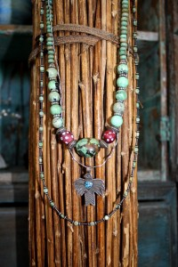 The Art of Layering at Santa Fe Trail Jewelry