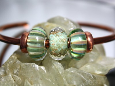 Trollbeads Spring 2016 embraces the richness of nature.